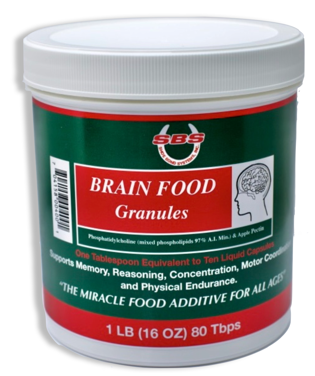 SBS BRAIN FOOD Granules
